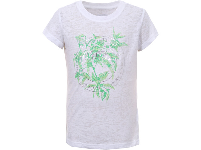 Icepeak Leuna T-Shirt Kinderen, wit